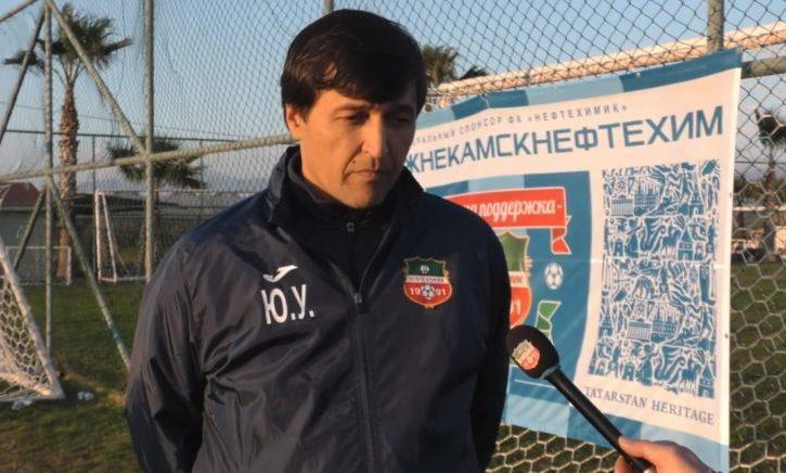 Юрий Уткульбаев: «От игры к игребудем прибавлять»
