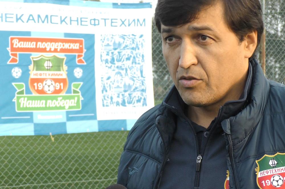 Юрий Уткульбаев: «Мы провели довольно качественный матч»