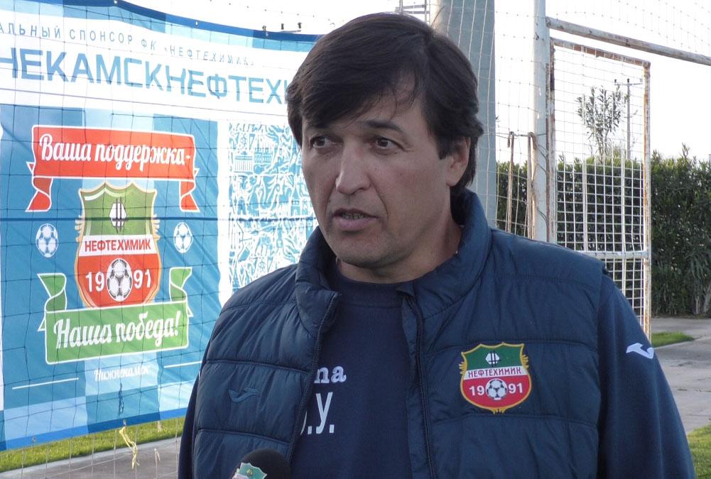 Юрий Уткульбаев: «Надеемся, что в будущем сможем победить эту команду»