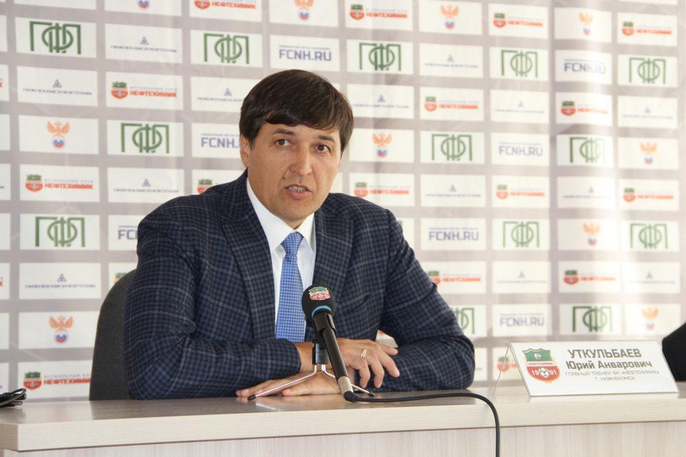 Юрий Уткульбаев: «Задача на каждую игру — побеждать!»