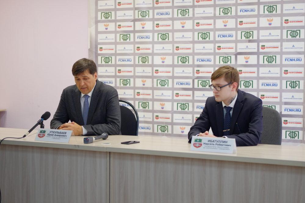 Юрий Уткульбаев: «Постараемся порадовать наших болельщиков в следующем сезоне»