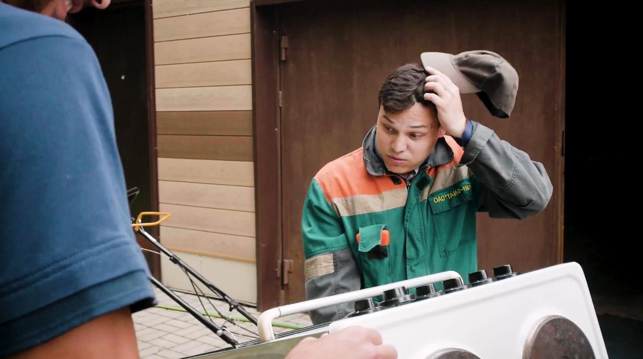 «Нефтехимик» — «Зенит-Ижевск»: предматчевый ролик