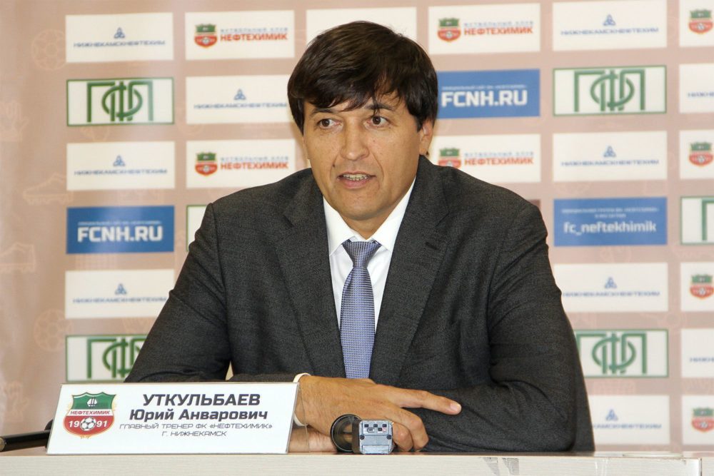 Юрий Уткульбаев: «Хотелось бы более уверенно доводить матчи до победы»