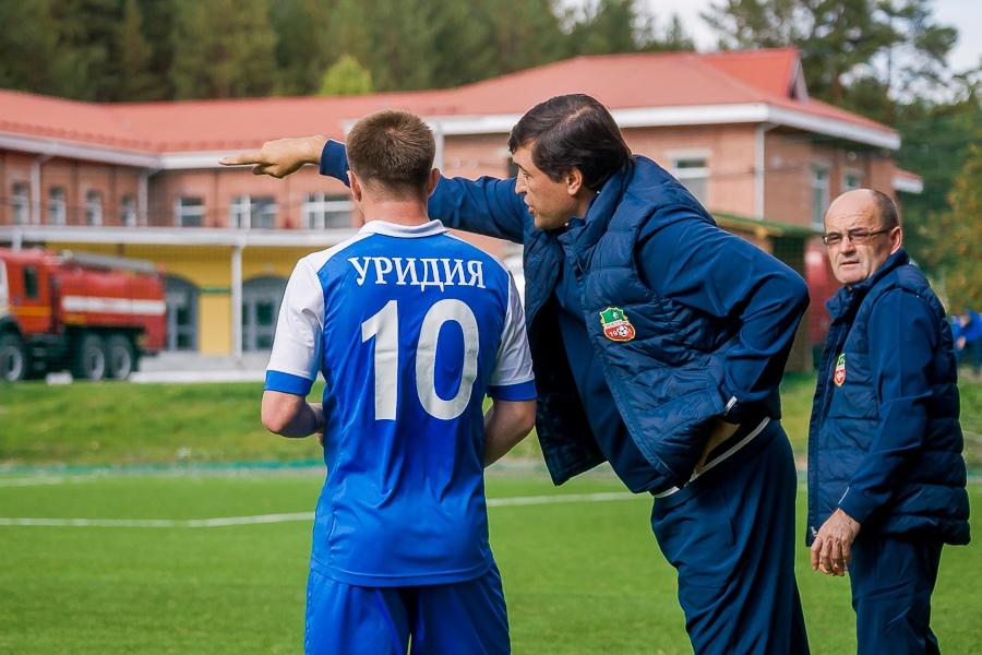 Видеообзор матча «Урал-2» — «Нефтехимик»