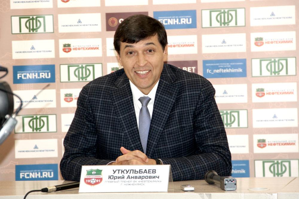 Юрий Уткульбаев: «Отдадим все силы, чтобы набрать максимально очков в этом году»