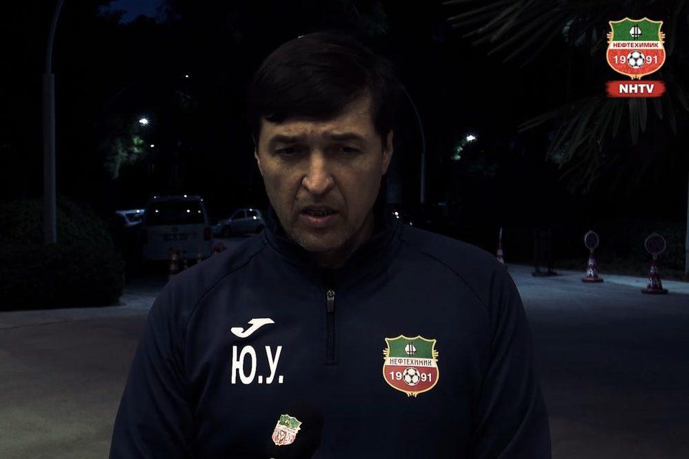 Юрий Уткульбаев: «Ребята отдали все силы»