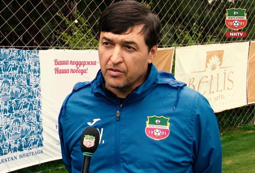 Юрий Уткульбаев: «Обе команды сыграли в открытый футбол»