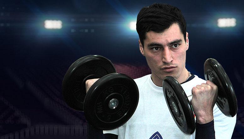 Давид Хубаев: «Я решил расти дальше как футболист»