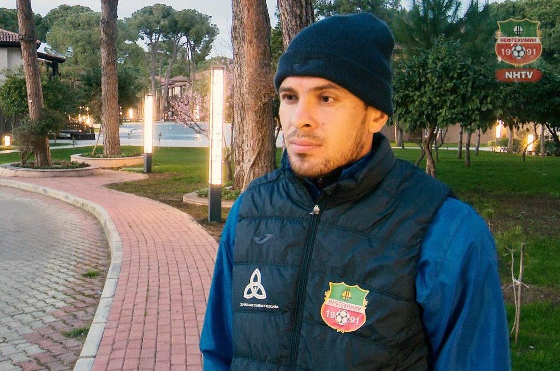 Руслан Галиакберов: «Сегодня очень много пропустили»