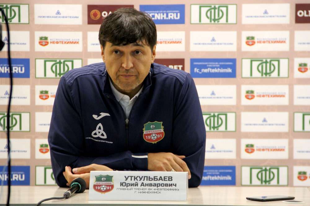 Юрий Уткульбаев: «Мы играем в эффективный футбол»