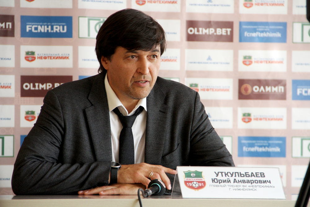 Юрий Уткульбаев: «Мы набираемся опыта»