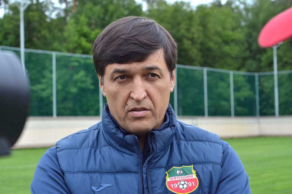 Юрий Уткульбаев: «Наша задача — это выступить максимально хорошо»
