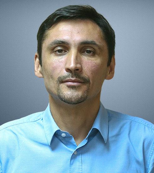 Тимур Арсланбеков