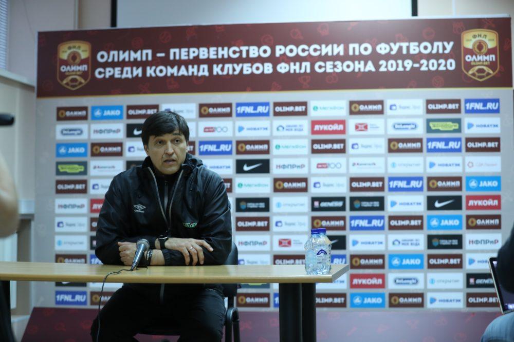 Юрий Уткульбаев: «Мы наказали соперника за их ошибки»