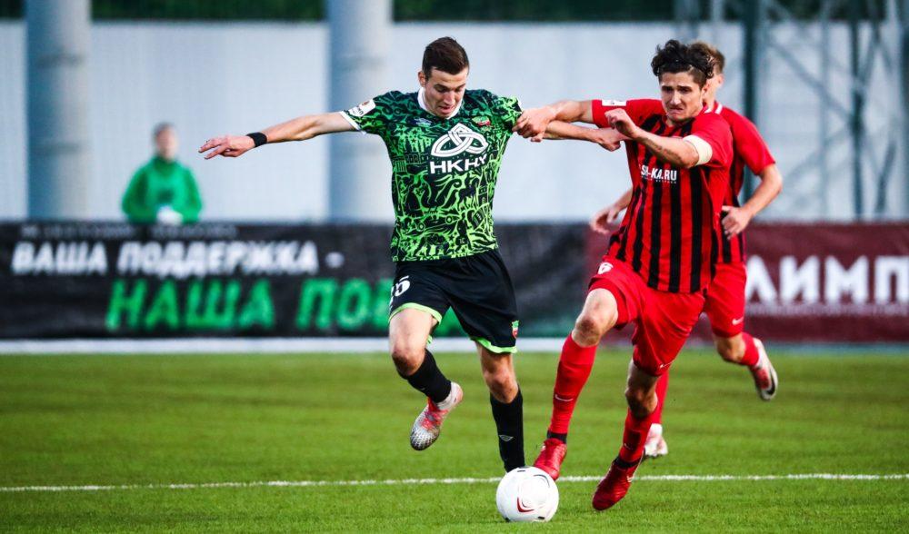 Денис Макаров: «Интерес со стороны ЦСКА – стимул забивать ещё больше»