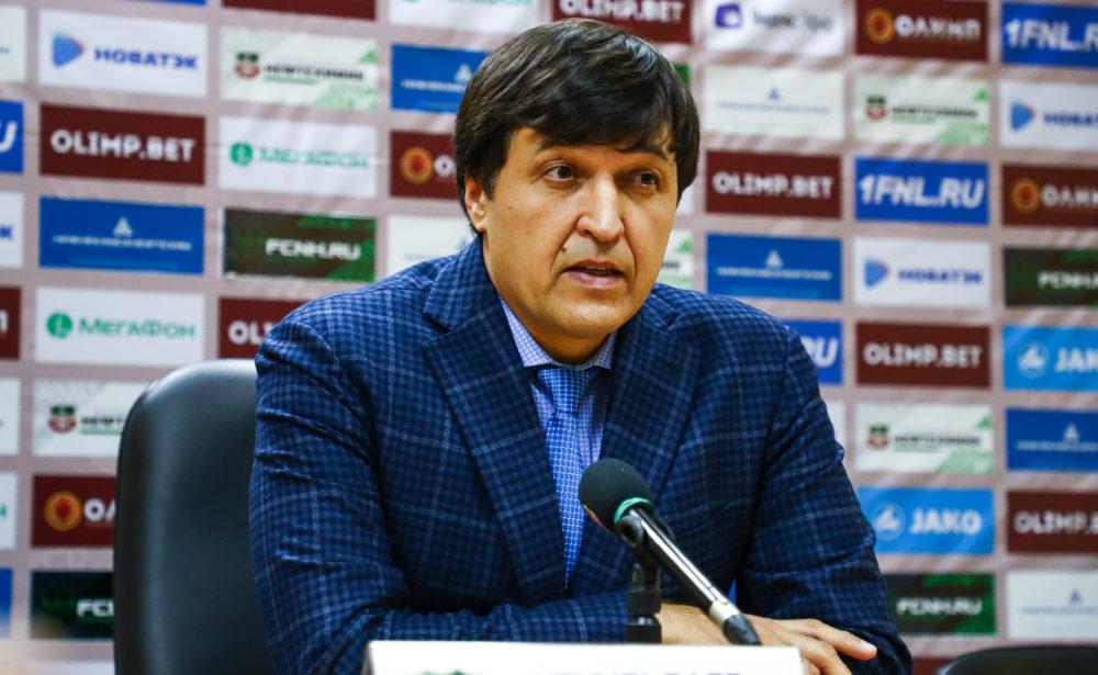 Юрий Уткульбаев: «Сегодня ребята отдали все силы»