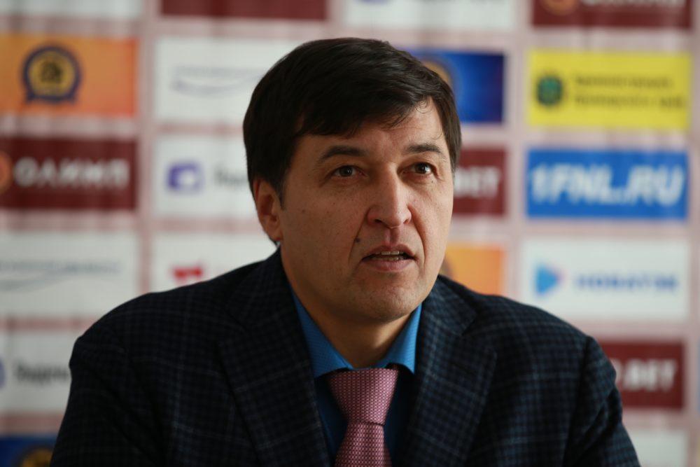Юрий Уткульбаев: «Наши ребята показывают, что с любым соперником можно играть»