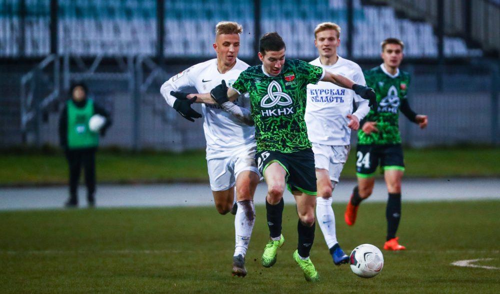 Илья Кубышкин: «Очень удивился клубной базе»