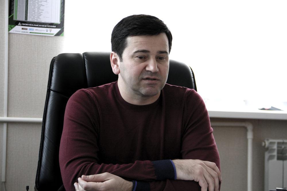 Айрат Исмагилов: «На собрании объявили команде недельный перерыв»