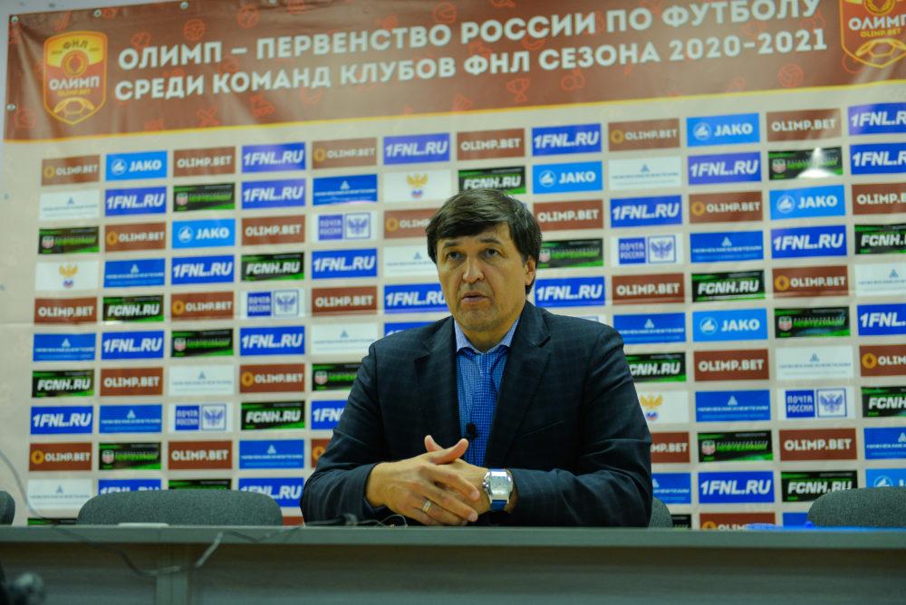 Юрий Уткульбаев: «Мы сегодня заслужили победу»