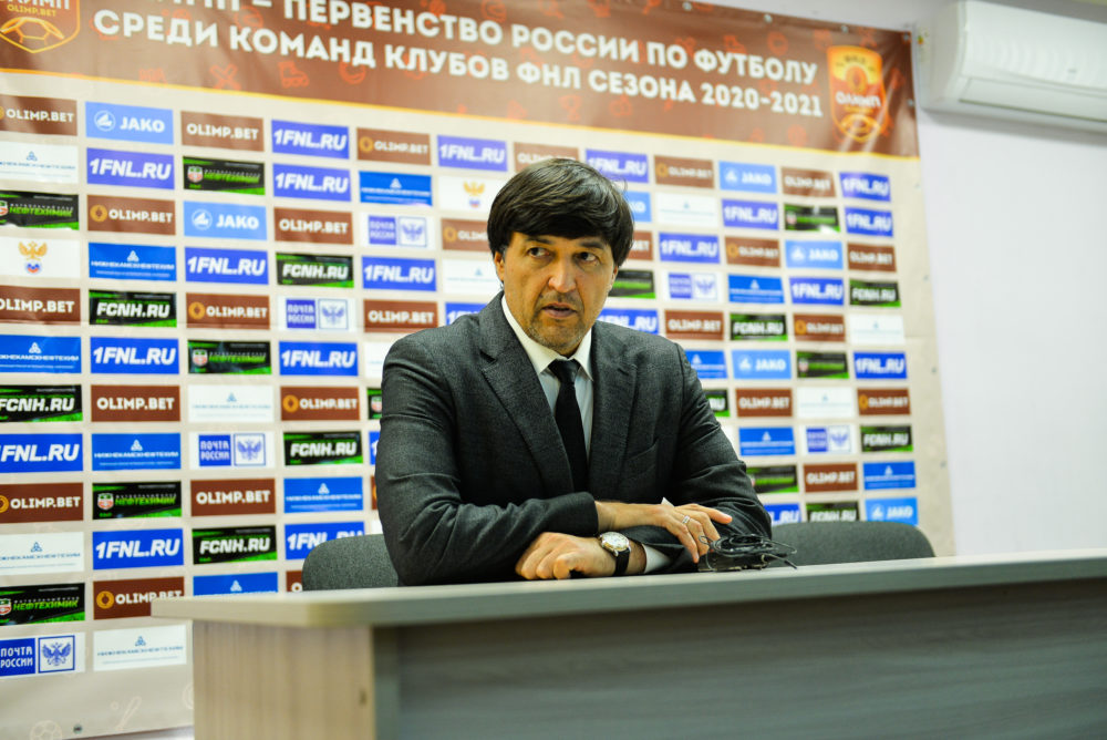 Юрий Уткульбаев: «Второй гол помог раскрыть игру»