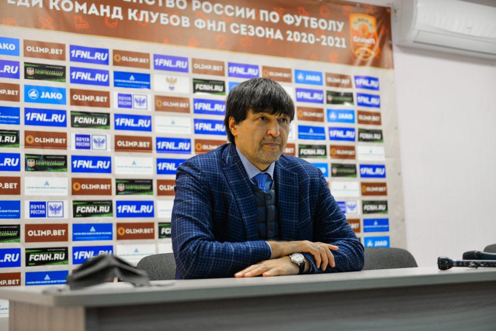 Юрий Уткульбаев: «Считаю, что мы достойно выступили, находясь в меньшинстве»