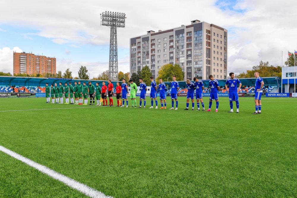 Дублеры уступили в финале Кубка Республики Татарстан…