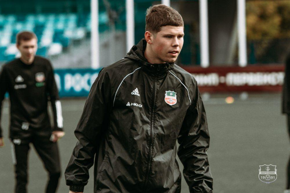 Владислав Микушин перешел в «Ленинградец»