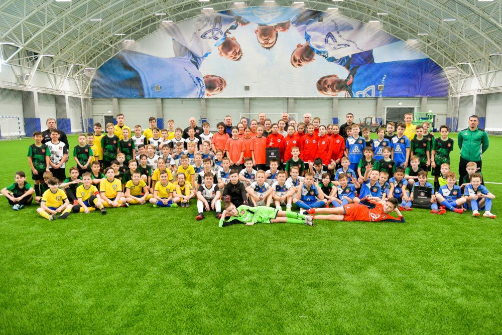 В Нижнекамске состоялся фестиваль ДФЦ «Кубок дружбы»