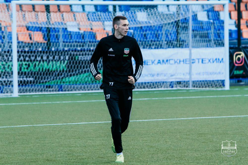 Игорь Кутергин перешёл на правах аренды в «Ладу»