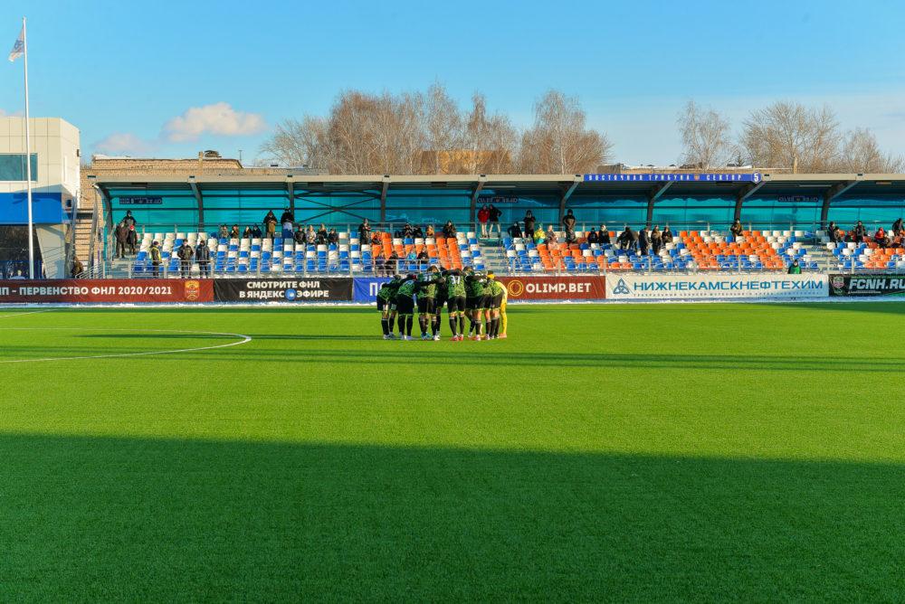Разгромная победа над брянским «Динамо»!