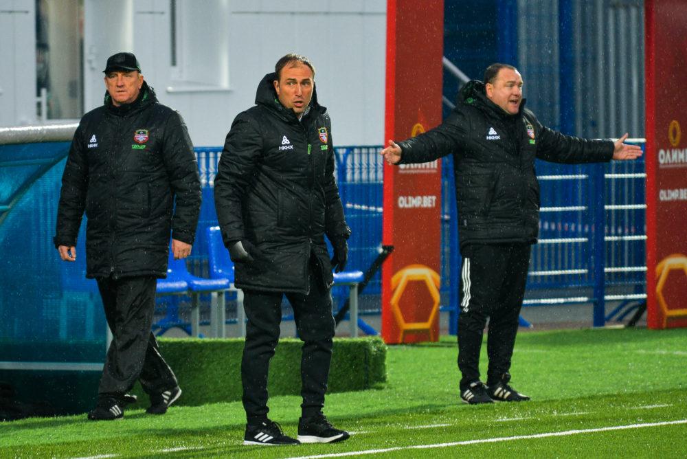 Кирилл Новиков: «Мы показали качественный футбол»