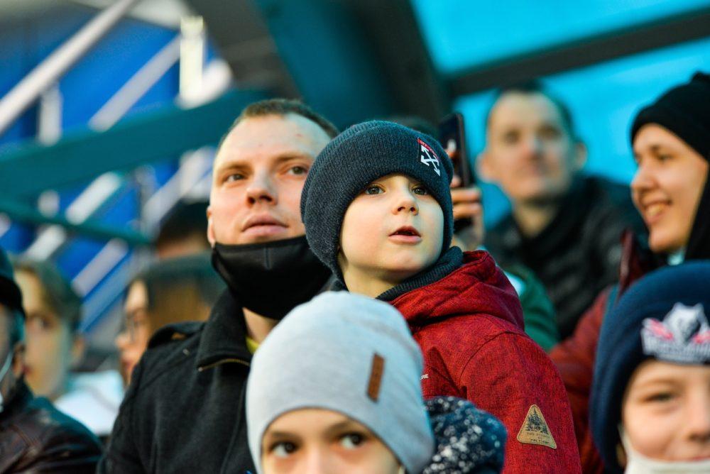 «Нефтехимик» — «Торпедо Москва»: атмосфера матча